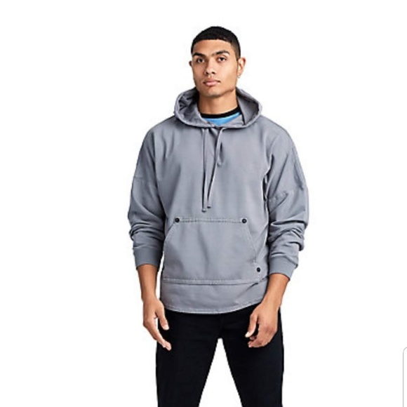 True Religion Other - VOID TACTICS MENS FLEECE BUDDHA PULLOVER HOODIE